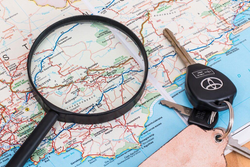 ¿Se puede instalar GPS en los coches de empresa que utilizan los trabajadores?